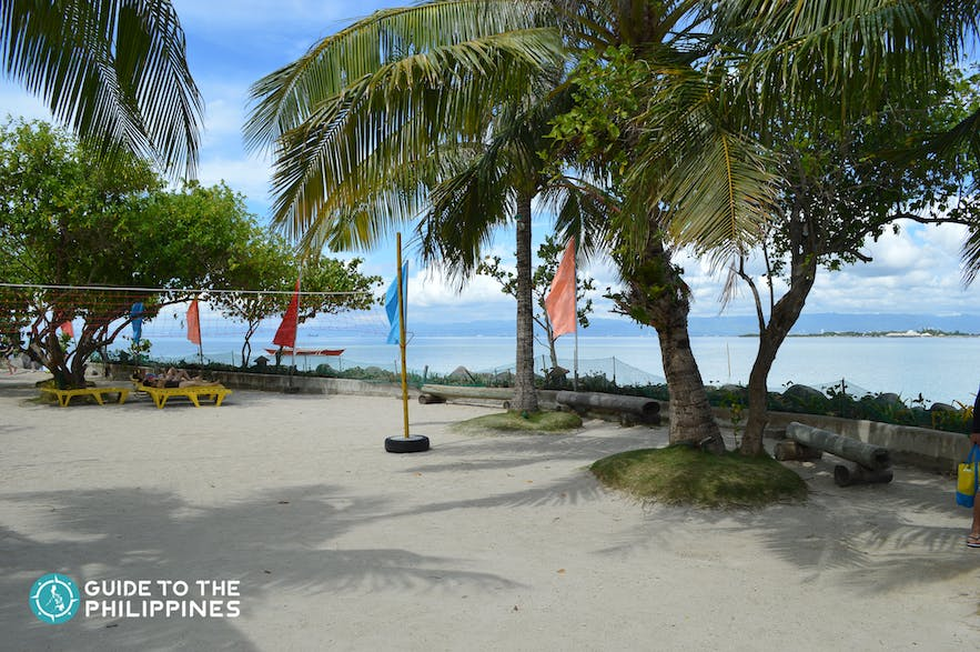 Nalusuan Island Resort in Mactan, Cebu