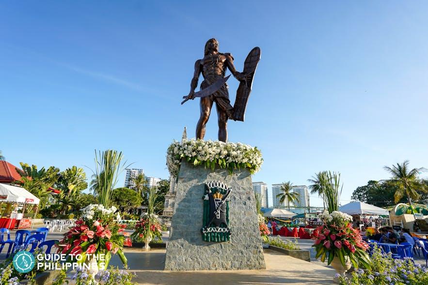 Magellan Shrine in Cebu