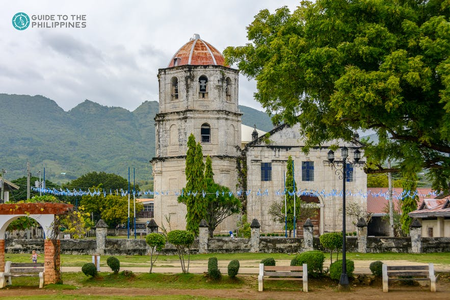 Our Lady Of Immaculate Concepcion church in Oslob, Cebu