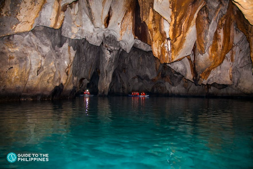 Puerto Princesa's Underground River is included in the New7Wonders of Nature and UNESCO World Heritage Sites