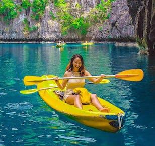 El Nido Palawan Island Hopping Tour A with Lunch | Big Lagoon, Shimizu Island, & More