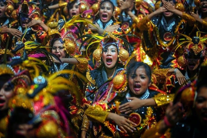 Kadayawan Festival in Davao