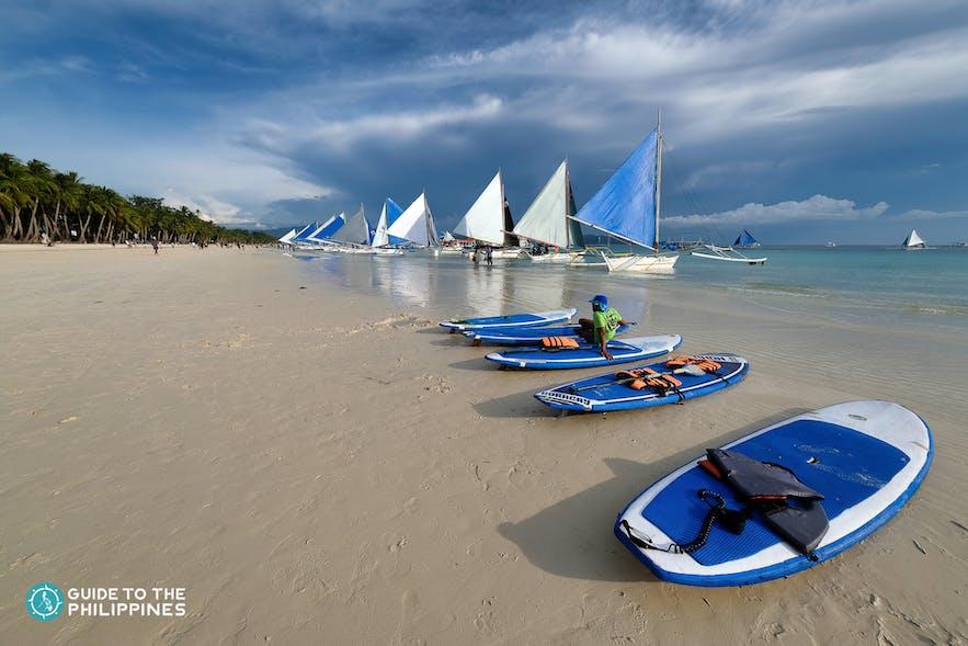 Boracay activities to do