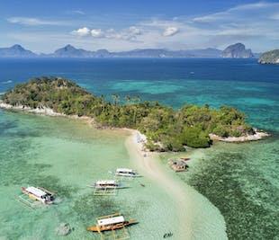 El Nido Tour B with Lunch | Island Hopping, Caving & Snorkeling