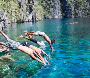 Coron Ultimate Tour | Whole Day with Lunch & Transfers