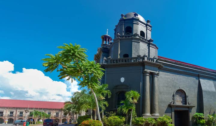 Naga City Full-Day Sightseeing Tour with Buffet Lunch & Transfers