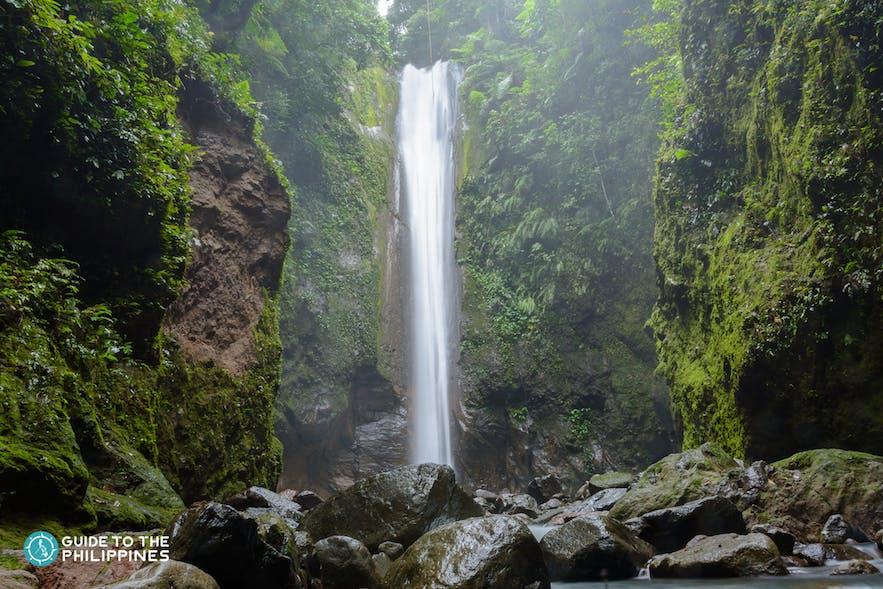 Casaroro Falls in Dumaguete