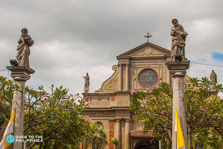 Old Cathedral of Dumaguete