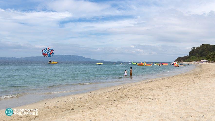 Beaches of Puerto Galera
