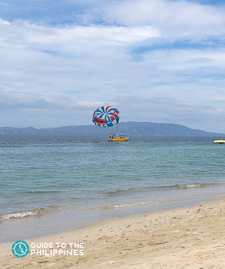 puerto galera activities