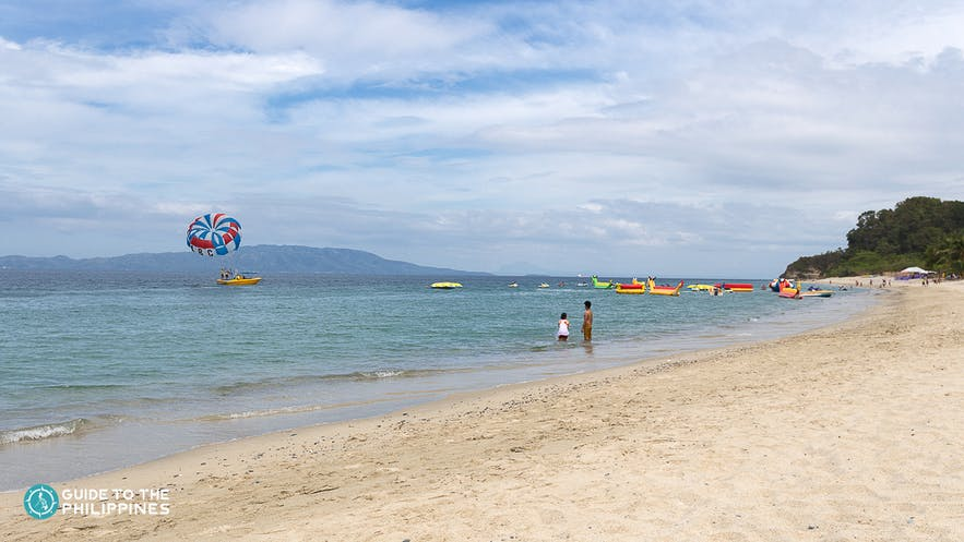 puerto galera activities