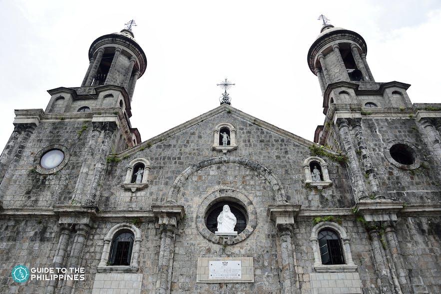 San Sebastian Church in Bacolod