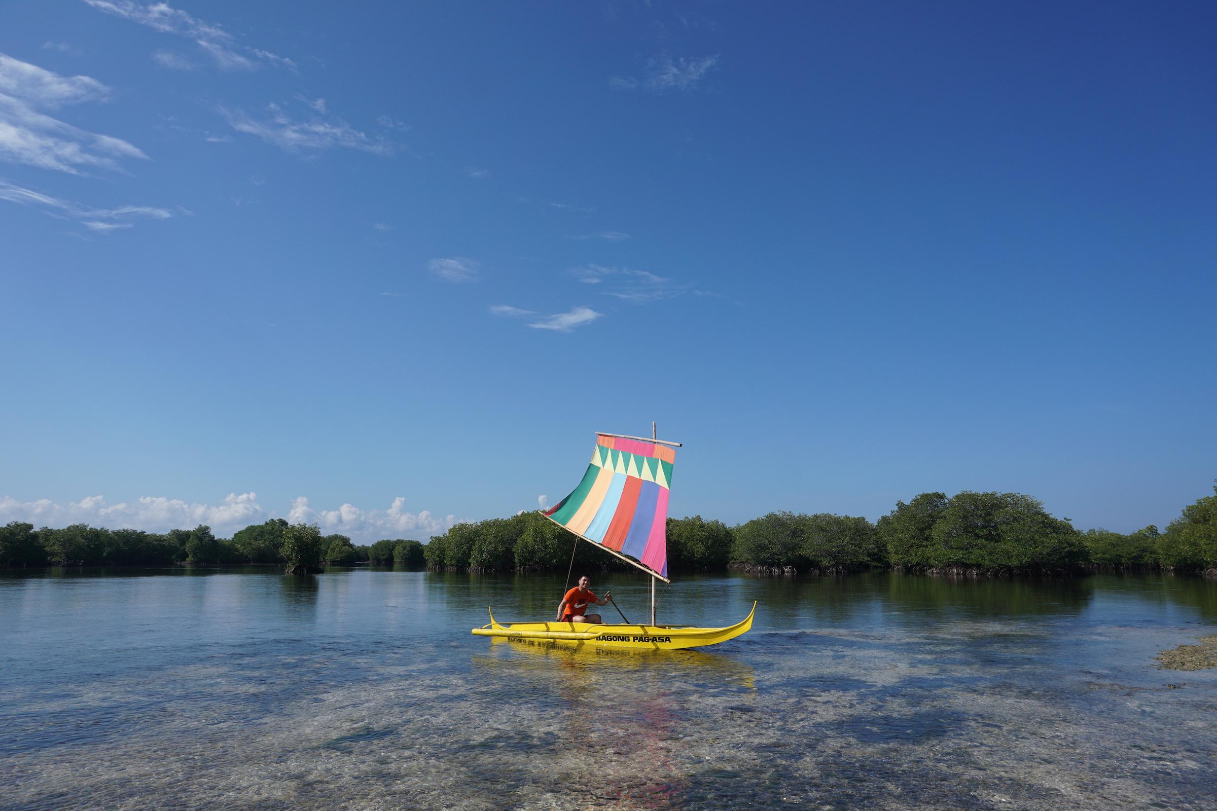 Pink Sand Beach Zamboanga Half-Day Tour   With Lunch & Vinta Ride
