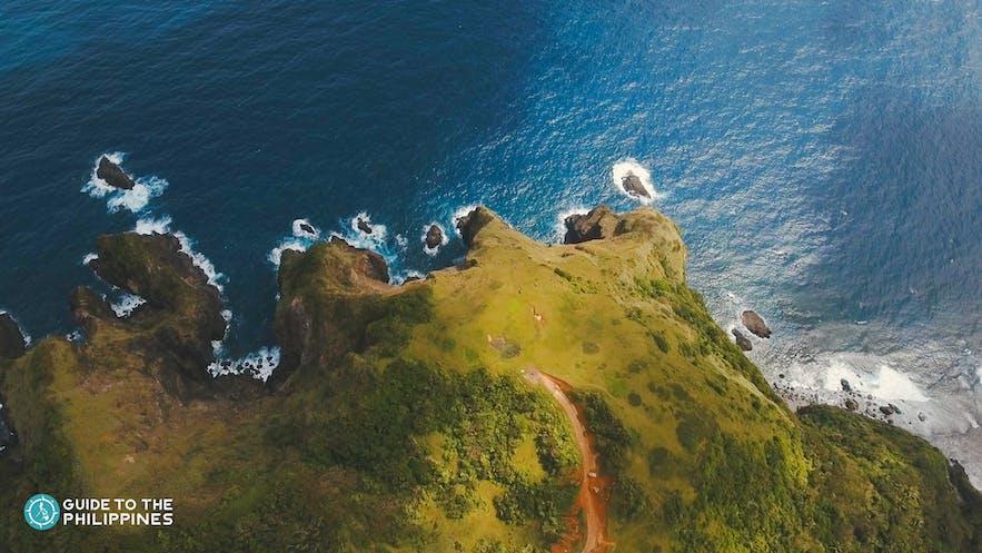 View of Catanduanes seas