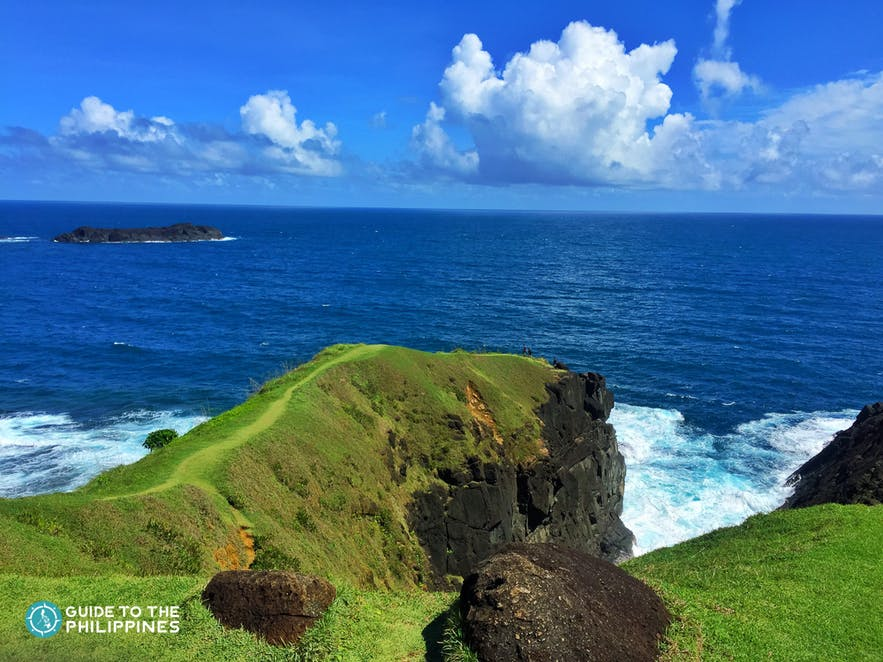 Viewpoint of Catanduanes