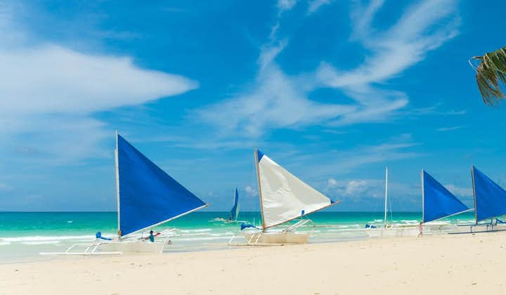 Experience Paraw Sailing in Boracay I With Transfer & Guide