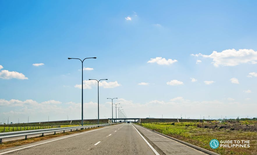 Subic-Clark-Tarlac Expressway (SCTEx) in North Luzon