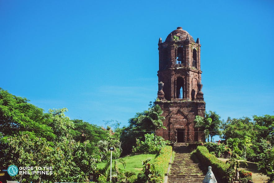 Bantay Bell Tower in Ilocos Sur, Philippines