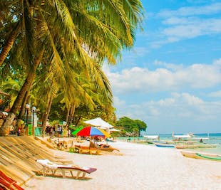 Half Day Guided Panglao Island Tour