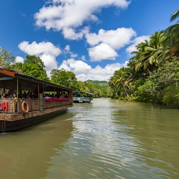 Loboc River Cruise Tour in Bohol | With Buffet and Transfer