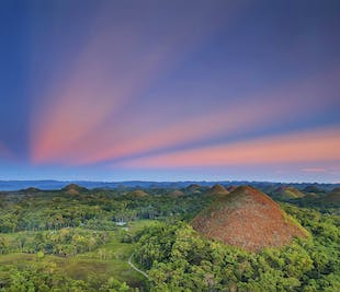 Chocolate Hills Adventure Park I Bohol Day Tour with Transfer