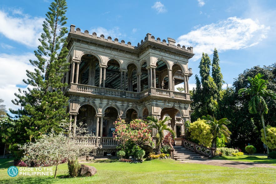 The Ruins in Talisay, Negros Occidental, Philippines