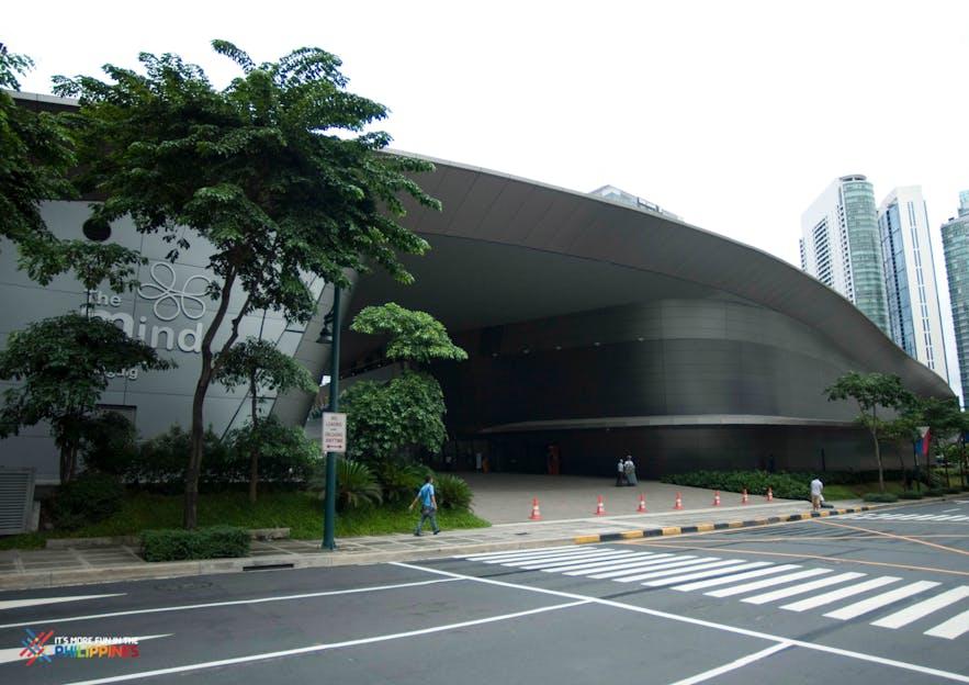 The Mind Museum in Taguig, Metro Manila, Philippines