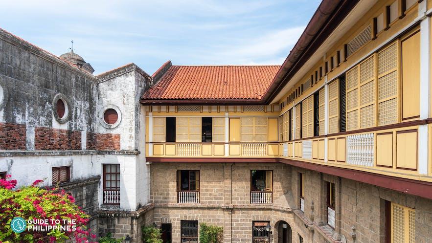 Casa Manila, Intramuros, Manila, Philippines