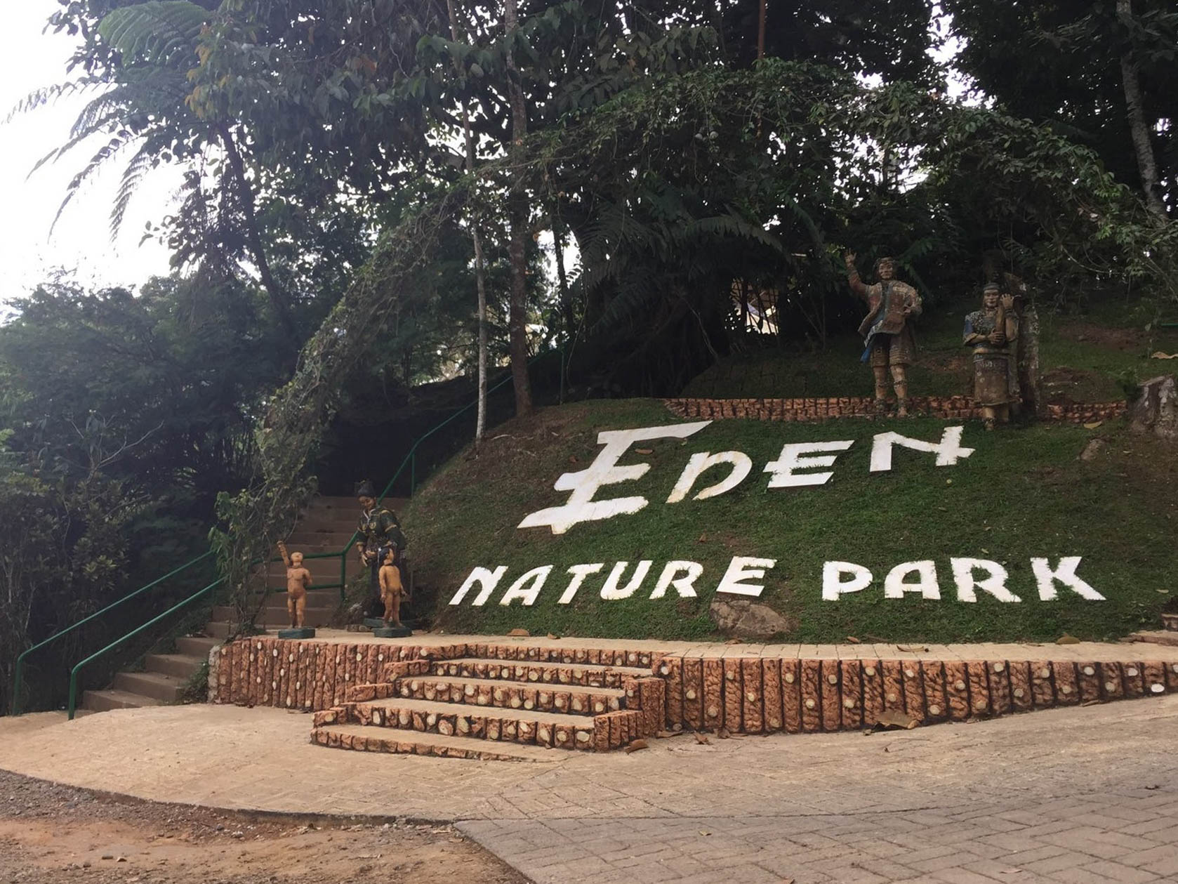 Eden Nature Park Davao City Private Guided Shuttle Tour