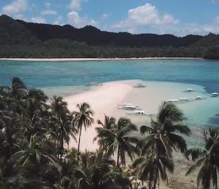 Siargao Sugba Lagoon, Kawhagan Island & Pamomoan Beach Day Tour with Transfers