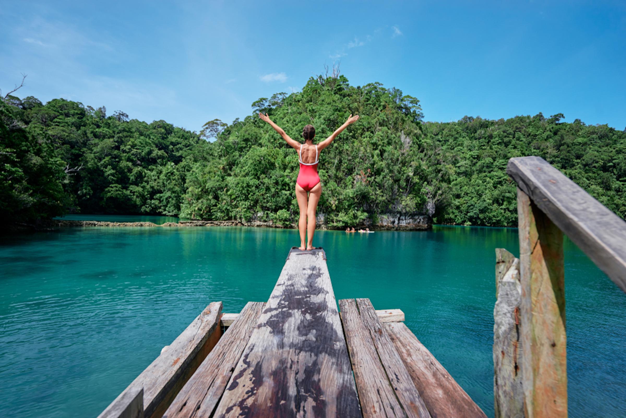 Siargao Sugba Lagoon & Magpupungko Day Tour with Transfers