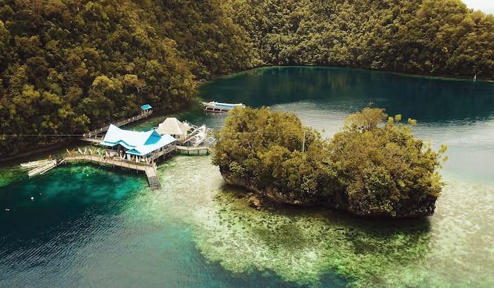Club Tara Resort Aerial View Siargao