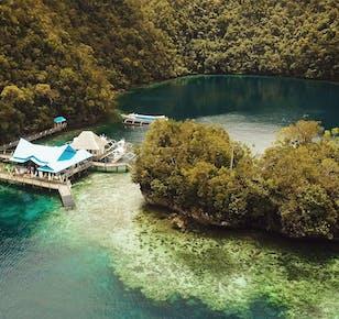 Siargao Sohoton Cove, Club Tara & Corregidor Island Day Tour with Transfers