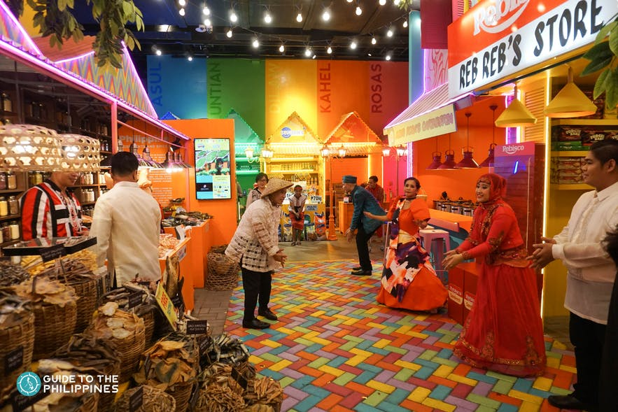 Lakbay Museo is located in S' Maison, Pasay City