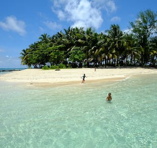 Siargao Tri-Island Hopping with Mam-on Island Day Tour | With Transfers