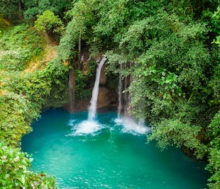 Cebu Osmeña Peak and Kawasan Falls Private Day Tour | With Lunch & Transfers