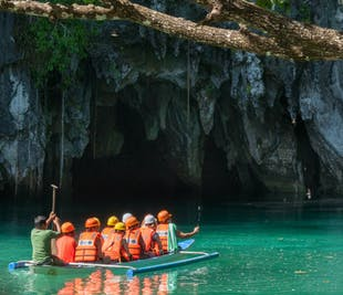 Puerto Princesa Underground River and City Tour with Transfers