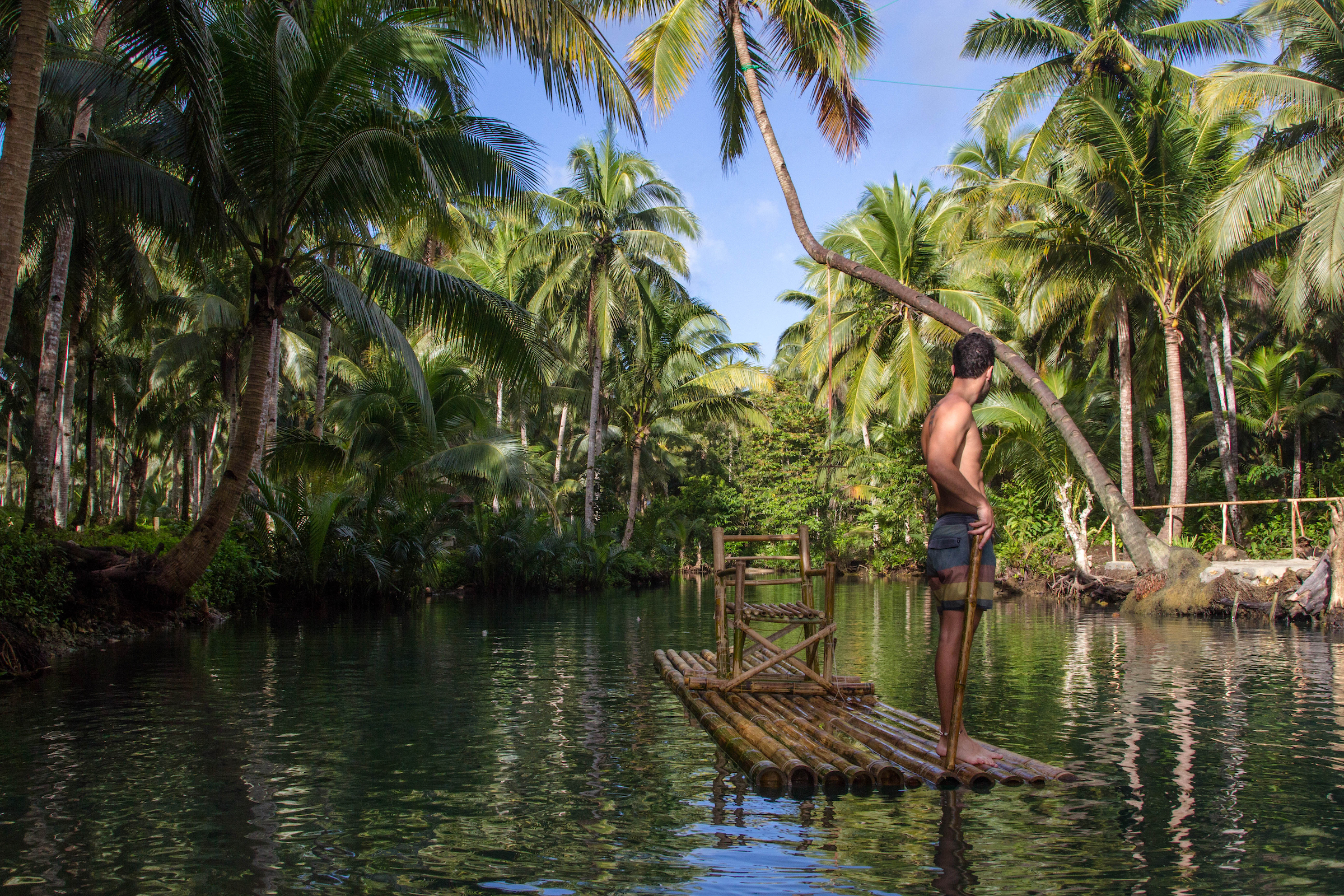 Siargao Sugba Lagoon, Magpupungko, Maasin Coconut Forest & River Day Tour | With Lunch