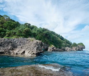Siargao Magpupungko, Tayangban Cave, Pacifico Beach & Maasin River Tour   With Lunch & Transfer