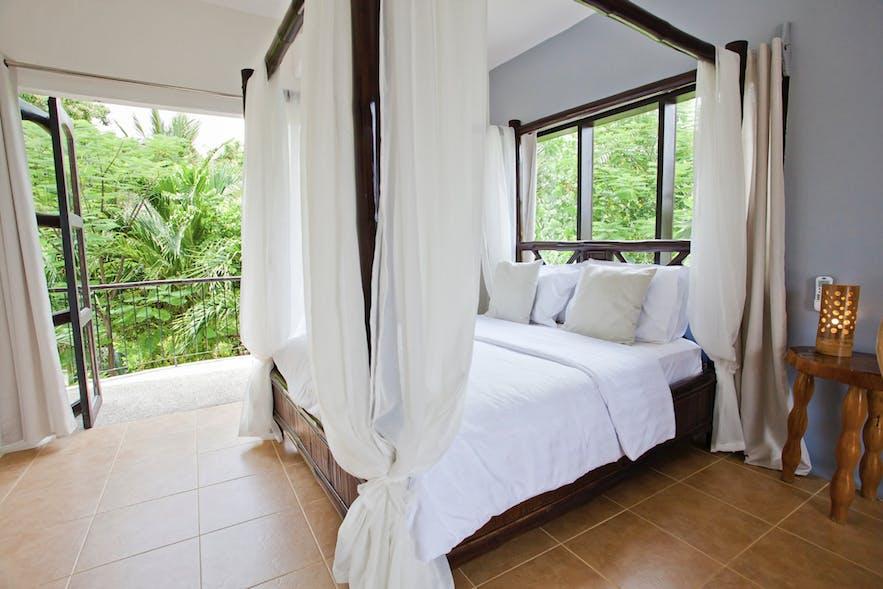 Spacious rooms of Granda Beach House
