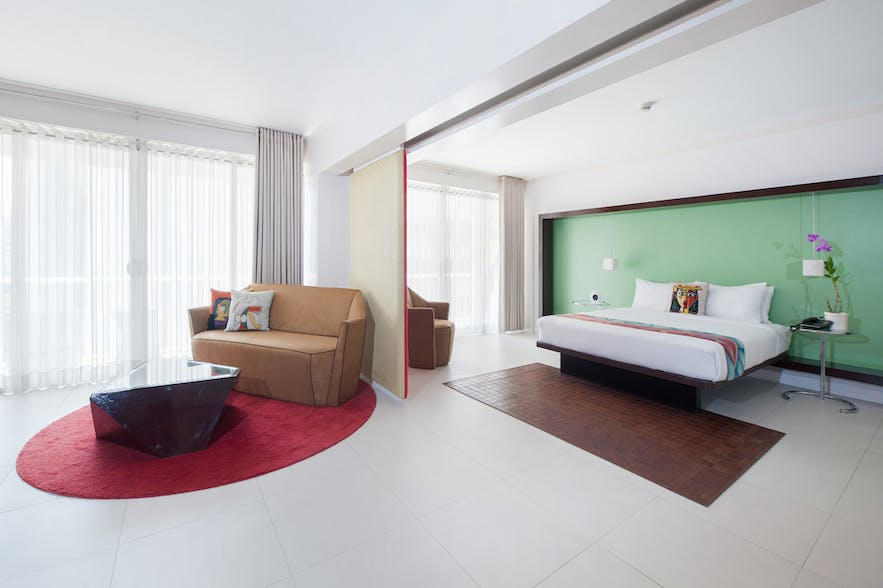 Barcelona Suite in The Picasso Boutique Serviced Residences, Makati City