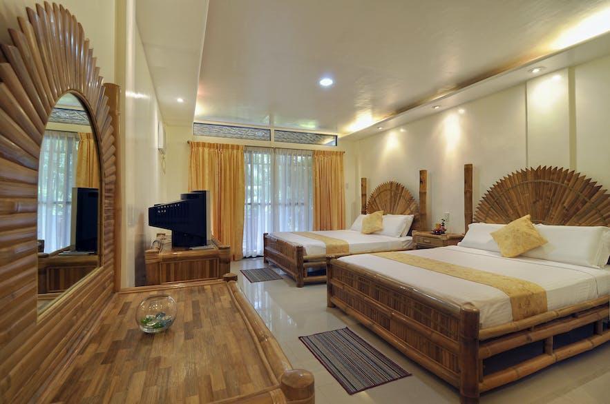 Super Deluxe Room in Malapascua Exotic Island Dive Resort in Cebu