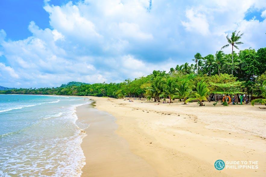 Lio Beach at El Nido, Palawan