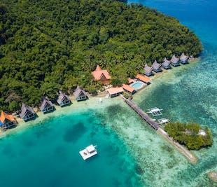 Siargao Sohoton Cove, Club Tara & Tiktikan Lagoon Tour with Transfers