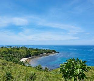 Siargao Sohoton Cove, Club Tara & Corregidor Island Tour with Transfers