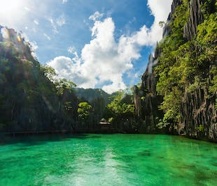 Coron Island Hopping Tour B Speedboat Tour with Lunch | Barracuda Lake