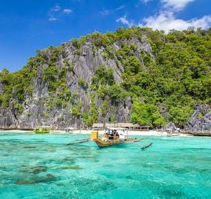 Coron Island Hopping Speedboat Tour | Kayangan Lake, Barracuda Lake & More