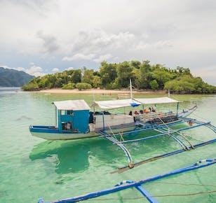 Coron Palawan Island Hopping with Kayangan Lake & Barracuda Lake   With Lunch & Snacks