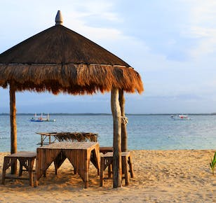 Lakawon Island Resort Tour & Souvenir Shopping   With Transfers from Bacolod