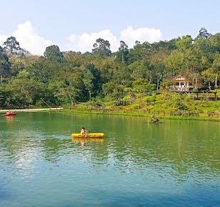Mambukal Mountain Resort Tour & Souvenir Shopping   With Transfers from Bacolod